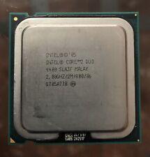 Intel Core 2 Duo - E4400 - Procesador 2x 2.0GHZ - Socket 775 - CPU