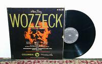 Berg, Dimitri Mitropoulos: Wozzeck - 2 x Vinyl Box - 1951 Modern Opera - NM Rare