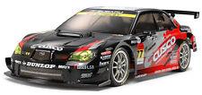 Tamiya 58439 1/10 RC Car TT01-E Cusco Dunlop Subaru Impreza WRX STi GDB GT300