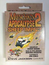 Munchkin Apocalypse 2: Sheep Impact Expansion