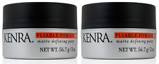 """Kenra Pliable Pomade #15, 2-Ounce 2-Pack """"FREE n' FAST"""""""