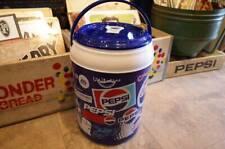 PEPSI pepsi cooler box cooler box Size: height 38 cm, diameter 25 cm