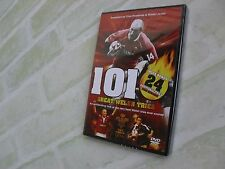 101 GREAT WELSH TRIES - CLIVE ROWLANDS - REGION PAL DVD - NEW SEALED