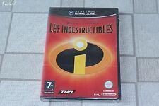 Jeu NEUF Rare Nintendo GameCube NGC / Wii Français Disney ♦ LES INDESTRUCTIBLES