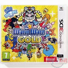 Jeu Wario Ware Gold [VF] sur Nintendo 3DS NEUF sous Blister