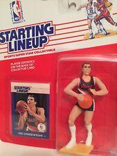 1988 Starting lineup Kiki Vandeweghe Portland Trailblazers figure toy UCLA nets