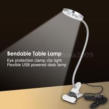 Fully-Adjustable USB Mini LED Table Lamp For Nail Art Tattoo Working U4L2