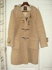 Women's GLOVERALL of London Original Dolomite Duffle-coat MADE IN ENGLAND GB 36