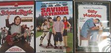 School of Rock - Saving Silverman - Billy Madison (Dvd)