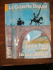La Gazette Drouot N°3 2011 1103 Jacques Doucet Faïence Nevers Henriot & Cie