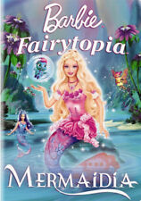 Barbie Fairytopia: Mermaidia [New DVD] Snap Case