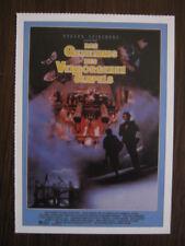 Filmplakatkarte  Das Geheimnis des verborgenen Tempels   Nicholas Rowe