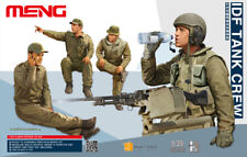 Meng 1/35 IDF Israeli Tank Crew # HS-002 @