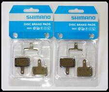 2 x Scheibenbremsbeläge Shimano M05 für BRM515,C 601, organisch, Disc Brake Pads