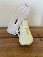 Adidas UltraBoost Clima White/Solar Yellow AQ0481 Men's Size 10 US