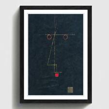 Paul Klee Artist Black Art Prints