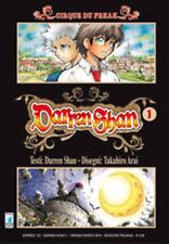 manga STAR COMICS DARREN SHAN NUMERO 1