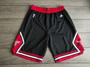 Men's Adidas Chicago Bulls Basketball Shorts Size L