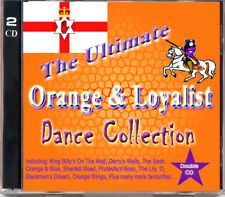 *THE ULTIMATE Orange & Loyaist Dance Collection* 2cd  LOYALIST/ULSTER/ ORANGE CD
