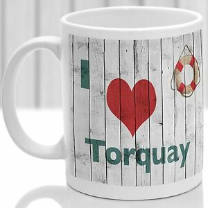 Torquay, Gift to remember Devon, Ideal present,custom design.