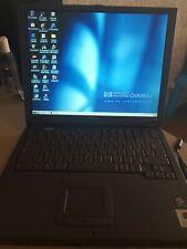 HP Omnibook 4150 Pentium 3 ATI Radeon Windows 98 Retro DOS Gaming Vintage Laptop