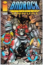 Badrock Annual #1 (Jul 1995, Image)