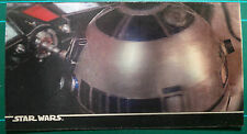 "Star Wars Topps 1996 3Di Widevision Card #31 ""Accessing Imperial Data!"""