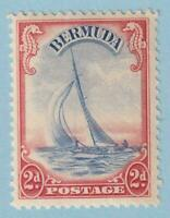 BERMUDA 109A  MINT NEVER HINGED OG ** NO FAULTS EXTRA FINE !