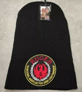 Ruger Skull Hat Traditional American Firearms Ruger Winter Knit Hat