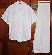 US Navy Mens White Uniform / X-Large