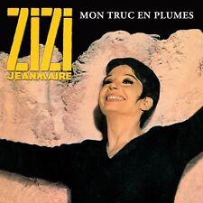 CD Zizi Jeanmaire : Mon truc en plumes - 28 songs / IMPORT