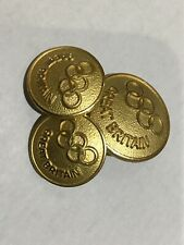 Great Britain Olympic NOC Team Blazer Buttons