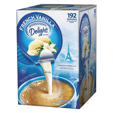 International Delight French Vanilla Liquid Creamer Portion Cups 192 ct