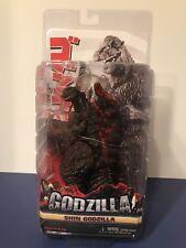 2018 Neca Shin Godzilla Action Figure - RARE - Authentic