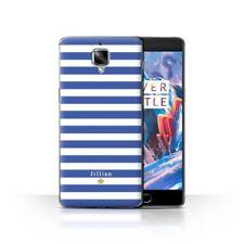 Étuis, housses et coques bleus OnePlus 3T pour téléphone mobile et assistant personnel (PDA) OnePlus