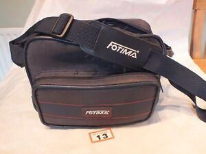 Fotima Padded Vintage Camera Bag with shoulder strap - LOT AA13