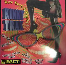 Kinky Trax: New York Attitude 2LP Aly-us Funky Green Dogs DJ Pierre Cajmere