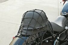 Cargo Net Stretch BLACK Bungee Cords Motorcycle Snowmobile Dirtbike Suzuki