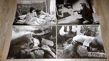 LA FEMME AUX BOTTES ROUGES Juan-Luis Buñuel photos presse argentique cinema 1974