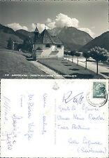 AURONZO DI CADORE,CHIESETTA DELLE GRAZIE-F.G. -VENETO(BL) N.42049