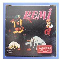 """Remi, """"Il grande spettacolo"""", film super 8 colore muto 3 min (15 metri)"""