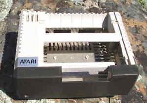 1020 PRINTER PLOTTER EMPTY CASE NEW 800/XL/XE Atari