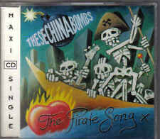 These China Bombs-The Pirate Song cd maxi single