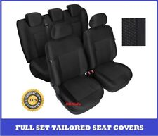 Tailored  Fabric Seat Covers Full Set For Suzuki Grand Vitara up to 2015