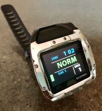Oceanic VTX wrist dive Computer with OLED display and wireless Transmitter