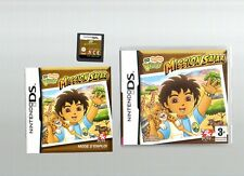 Rare !!! GO DIEGO MISSION SAFARI  :Superbe sur DS/DSi/3DS  Quasi NEUF