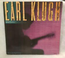 Vintage Earl Klugh - More Late Night Guitar - Vinyl LP