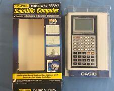 Casio FX-7000G Scientific Calculator with Box unused