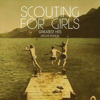 SCOUTING FOR GIRLS - GREATEST HITS 2 CD 30 TRACKS POP INTERNATIONAL  NEU