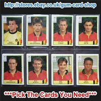 PANINI EURO 2000 BELGIUM / BELGIË / BELGIQUE (VG) *PICK THE STICKERS YOU NEED*